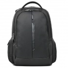 "Kingsons KS3027W Fashionable Universal Nylon Backpack for 15.6"" Laptop PC - Black"