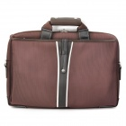 "Kingsons KS-6052W Fashionable Universal Airbag Shock-proof Tote Bag for 15.6"" Laptop PC - Coffee"