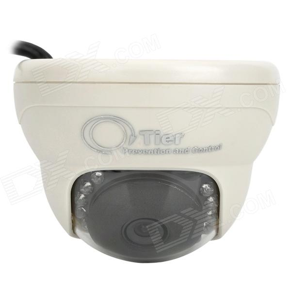 COTIER IPc-531/T13 1.3MP CMOS IP Network Internet Surveillance Camera w/ 15-IR LED / IR-CUT