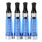 M4648 Round Mouth Atomizers w/ Scale for Electronic Cigarette - Blue (4 PCS)
