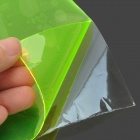 DIY Protective 3-layer Polyurethane Membrane Film for Car Auto Lamp - Yellow (100 x 40cm)