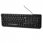Motospeed K70L USB 2.0 Wired 104-Key Gaming Keyboard w/ Backlight