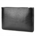 Stylish Protective PU Leather Inner Bag for iPad Mini - Black