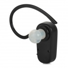 Handy auditivo w / ear gancho - preto (1 * AG13)