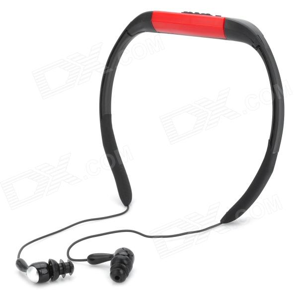 T-21 Sport Waterproof Rechargeable In-Ear Headphone MP3