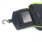 NatureHike Big Capacity Nylon Travel Camping Tvättpåse - Navy Blue