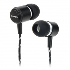 Fone de ouvido intra-auricular AWEI Q35 para Iphone / Ipad / Ipod - Preto (3.5mm Plug)