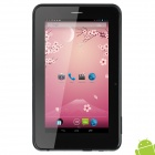 "M79 7 ""Dual Core Android 4.1 Tablet PC w / 1GB RAM / ROM 4GB / 2 x SIM / GPS - Orange + Schwarz"
