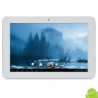 "iaiwai H877 10.1"" Quad Core Android 4.1 Tablet PC w/ 1GB RAM / 16GB ROM / HDMI - Silver + White"