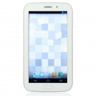 "HC651 6.5"" Capacitive Screen Android 4.2 2G Smartphone Tablet PC w/ 512MB RAM / 4GB ROM - White"