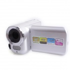 "DV1680 1.5"" TFT 5.0 MP 1/2.5"" CMOS HD DV w/ 8X Digital Zoom - Silver (4 x AAA)"