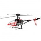 MJXR/C F45 4-CH 2.4GHz Radio Control Single Propeller R/C Helicopter w/ Gyro - Red + White + Black