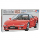 Tamiya 24100 Honda NSX Die-cast Model - Red + Black