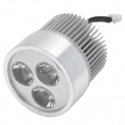 Universal Ultra-Brightness 15W 950lm 3 x Cree XP-E LED White Spot Light for Motorcycles (12~80V)