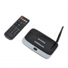 CHEERLINK CK-1 Quad-Core Android 4.2.2 Google TV Player w/ 2GB RAM / 8GB ROM - Black + White