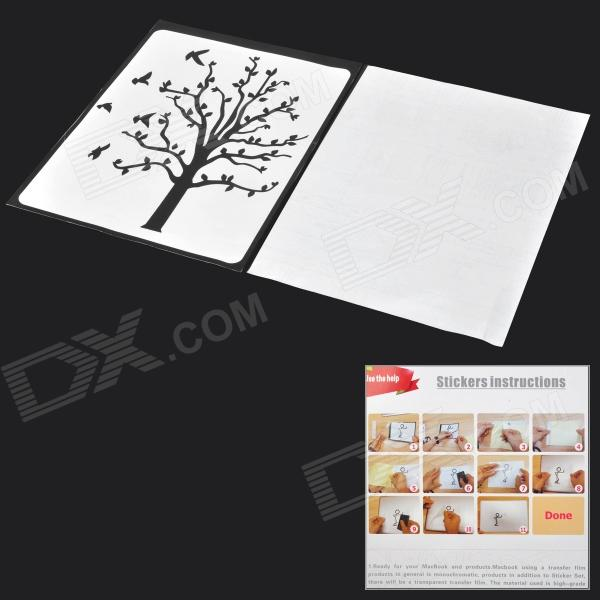 Creative Lucky Tree Pattern Front Stickers Laptop Skin for 13