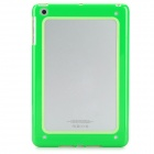 Protective Plastic Bumper Case for Ipad MINI - Green