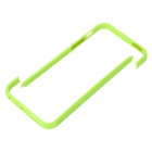 NEWTOP Detachable Protective Bumper Frame for Iphone 5 - Green