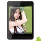 "PIPO U8 7.9"" Quad Core Android 4.2 Tablet PC w/ 2GB RAM / 16GB ROM / HDMI - Silver Grey + Black"