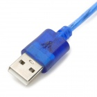 USB Male to Micro USB Male Data Sync / Charging Cable - Blue (95cm)