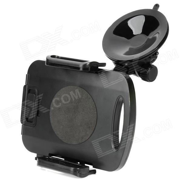 360 Degree Rotational Car Mount Holder w/ Suction Cup for Ipad 1 / 2 / 3 / 4 / Ipad MINI - Black 360 degree rotational car mount holder w suction cup for samsung galaxy note 3 n9000 n9002
