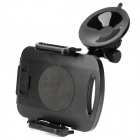 360 Degree Rotational Car Mount Holder w/ Suction Cup for Ipad 1 / 2 / 3 / 4 / Ipad MINI - Black