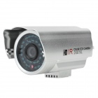 "Special Visual SV-8836 1/4""CMOS 600 Lines Surveillance Security Camera w/ 36-IR LED - Silver"
