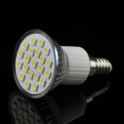 TZY T099 Energy-Saving E14 5.5W 200lm 6500K 21-SMD 5050 LED White Light Lamp Bulb - White (220V)