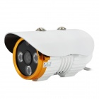 "SpecialVisual SV-319 wasserdichte 1/3 ""CCD 420 Linien Video Camera w / 3-IR LED / PAL - Golden + Weiß"