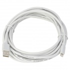 USB to 8-Pin Lightning Charging / Data Cable - White (5m)