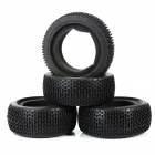 T801 1/8 Off-road Vehicle Car Tire Tyres (4 PCS)