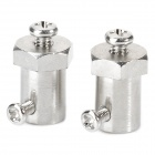 DIY 3mm N20 / M20 Gear Motor Coupling (2 PCS)