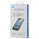 Protective Clear Tempered Glass Screen Guard for Iphone 5 - Transparent