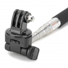 håndholdt monopod w / stativ adapter for gopro hero, SJ4000 -black