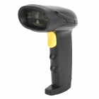 USB Wired Handheld Barcode Laser Scanner / Reader for Desktop / Laptop - Black (2M-Cable)