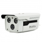 "JIN JN-3251FM wasserdichte 1/4 ""CMOS-Linien 800 HD Video Camera w / 2-LED IR / IR-Cut - Milky White"