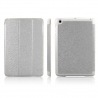 ENKAY ENK-3337 Protective PU Leather Case Stand for Ipad MINI - Grey