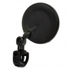 180 Degree Rotational Bicycle Rear Mirror - Black