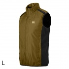 Naturehike Outdoor Quick Dry Thin Jacket - Army Green + Deep Grey  (Size-L)