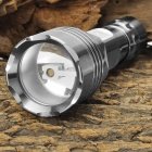 Ultrafire WF-008 Recoil Thrower 230-Lumen LED Flashlight w/ Cree Q5-WC (1*18650/2*CR123A)