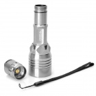Ultrafire WF-008 Recoil Thrower Cree Q5-WC 230-Lumen LED Flashlight (1*18650/2*CR123A)