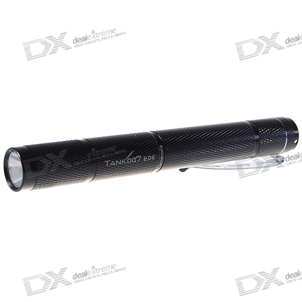 TANK007 E06 SSC-W42180U HA-III 170-Lumen LED Flashlight (2*AAA)