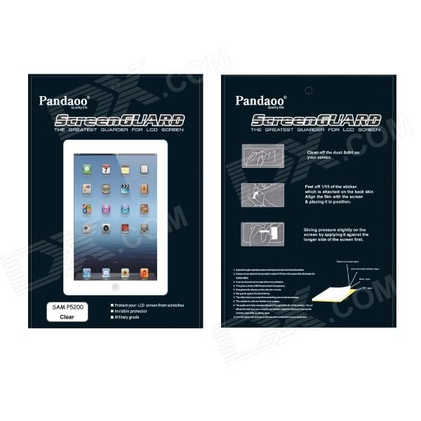 PANDAOO High Transparency PET Screen Protector for Samsung Galaxy Tab 3 P5200 / P5210 / P5220