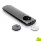 Jesurun U6D Dual-Core Android 4.2.2 Google TV Player w/ 1GB RAM / 8GB ROM - Black + Silver (EU Plug)