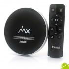 Jesurun U6D Dual-Core Android 4.2.2 Google TV Player w/ 1GB RAM / 8GB ROM - Black + Silver (US Plug)