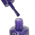 Quick Dry Blueberry Scent Nail Polish - Purple (8ml)