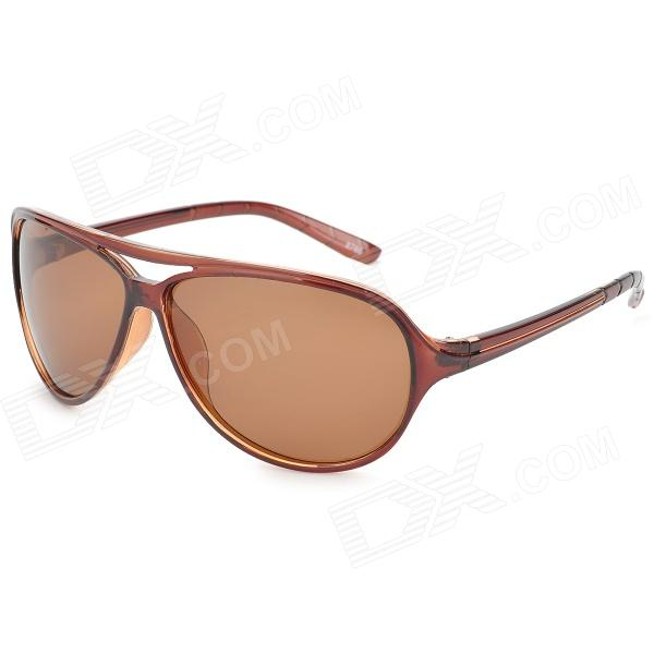 CARSHIRO 8786 Outdoor Travel UV400 Protection Polarized Sunglasses - Brown Simi Valley объявления продать