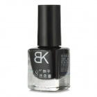 Quick-drying Make-up / Cosmetic Art Decorative Nail Polish - Black (8ml)