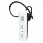 Universal Bluetooth V3.0 Stereo Headphone for Iphone / Samsung + Cellphones + White + Silver + Black