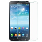 Protector mate Frosted Screen Protector Film Guard para Samsung Galaxy i9200 6.3 Mega - Transparente
